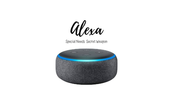 Alexa: The Special Needs Secret Weapon